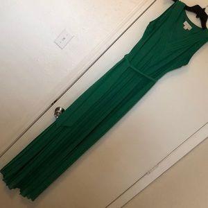 Jessica Simpson Green Long Dress size 4 Maxi